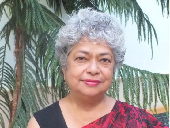 Headshot of Monica Sharma